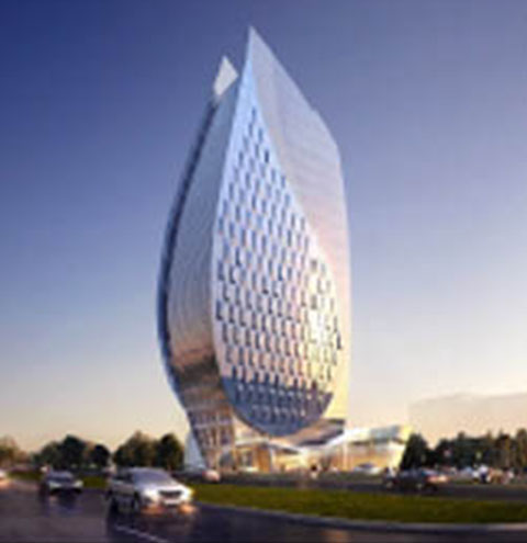 Azersun New Tower
